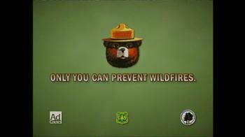 Smokey Bear TV Spot, 'Bambi and Friends' - Thumbnail 10