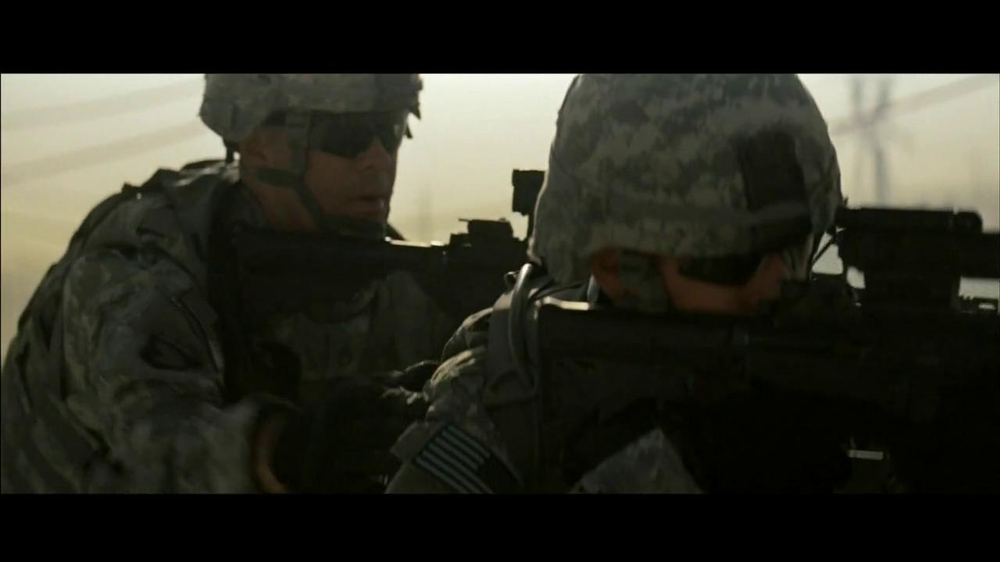 U.S. Army TV Commercial For Army Strong