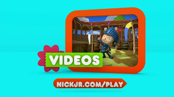 Nickelodeon TV Spot For Nick Jr.com - Thumbnail 10