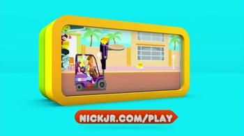 Nickelodeon TV Spot For Nick Jr.com - Thumbnail 8