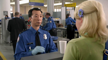 International Delight TV Spot For Airport Security - 282 commercial airings