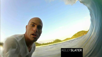 GoPro HERO2 HD TV Spot, 'You in HD: Surfing' Featuring Kelly Slater - Thumbnail 6