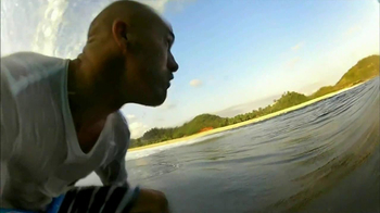 GoPro HERO2 HD TV Spot, 'You in HD: Surfing' Featuring Kelly Slater - Thumbnail 7