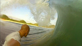 GoPro HERO2 HD TV Spot, 'You in HD: Surfing' Featuring Kelly Slater