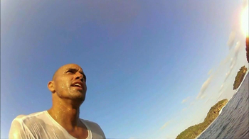 GoPro HERO2 HD TV Spot, 'You in HD: Surfing' Featuring Kelly Slater - Thumbnail 9