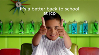 JCPenney TV Spot, 'Kids Cuts Free All August' - Thumbnail 6