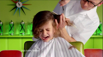 JCPenney TV Spot, 'Kids Cuts Free All August' - Thumbnail 2