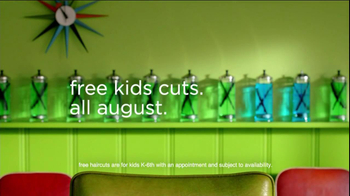 JCPenney TV Spot, 'Kids Cuts Free All August' - Thumbnail 5