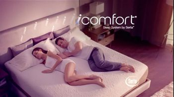 Serta iComfort Mattress with Free Box Spring TV Spot, 'Update'