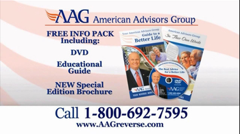American Advisors Group TV Spot, 'Reverse Mortgage DVD' - Thumbnail 6