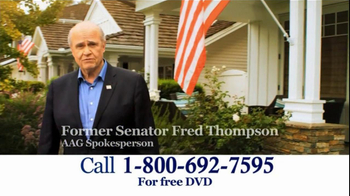 American Advisors Group TV Spot, 'Reverse Mortgage DVD' - Thumbnail 2