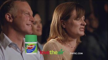 Zyrtec TV Spot for Powerful Allergy Relief - Thumbnail 6