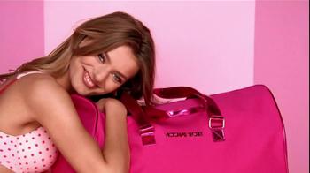 Victoria's Secret TV Spot For Limited Editon Getaway Bag - Thumbnail 10