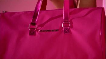 Victoria's Secret TV Spot For Limited Editon Getaway Bag - Thumbnail 4