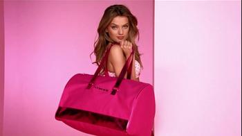 Victoria's Secret TV Spot For Limited Editon Getaway Bag - Thumbnail 8