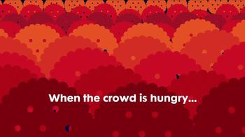 Ritz Crackers TV Spot Crowd - Thumbnail 2
