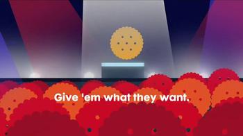 Ritz Crackers TV Spot Crowd - Thumbnail 4