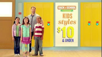 Old Navy $10 & Under Sale TV Spot, 'Back to School Special' - 89 commercial airings