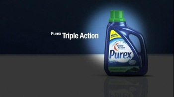 Purex TV Spot, \'New and Improved\'