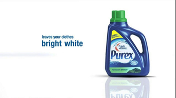 Purex TV Spot, 'New and Improved' - Thumbnail 4