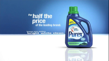 Purex TV Spot, 'New and Improved' - Thumbnail 5