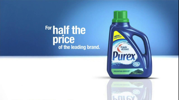 Purex TV Spot, 'New and Improved' - Thumbnail 6