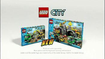 LEGO City: Gold Mining Edition TV Spot