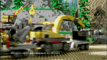 LEGO City: Gold Mining Edition TV Spot - Thumbnail 2