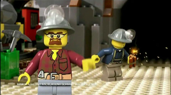LEGO City: Gold Mining Edition TV Spot - Thumbnail 4