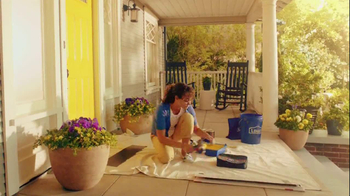 Lowe's Home Improvement TV Spot For Front Porch Update - 20 commercial airings