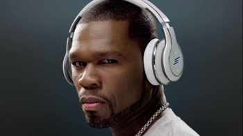 SMS Audio TV Spot STREET by 50 Featuring 50 Cents - 6 commercial airings