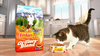 Friskies TV Spot For Grillers' Blend - Thumbnail 1
