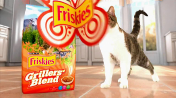 Friskies TV Spot For Grillers' Blend - Thumbnail 2
