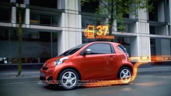 2012 Scion iQ TV Spot