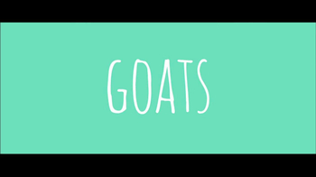 Goats - 24 commercial airings