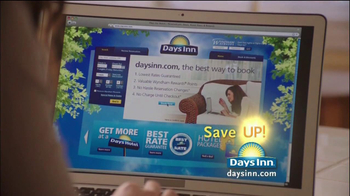Days Inn TV Spot Featuring Jess Penner Fuel Up - Thumbnail 8