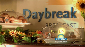 Days Inn TV Spot Featuring Jess Penner Fuel Up - Thumbnail 5