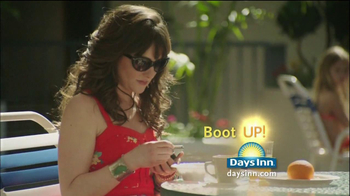 Days Inn TV Spot Featuring Jess Penner Fuel Up - Thumbnail 6