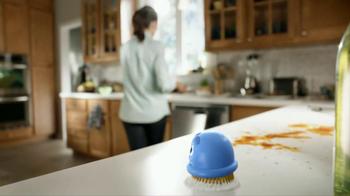 Scrubbing Bubbles TV Spot, 'Tough Greasy Messes' - Thumbnail 4