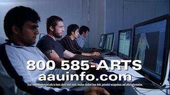 Academy of Art University TV Spot For Game Design