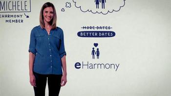 eHarmony TV Spot Featuring Michelle