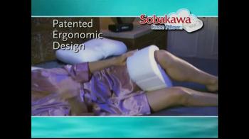 Sobakawa Pillows TV Spot For Knee Pillow
