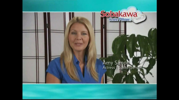 Sobakawa Pillows TV Spot For Knee Pillow - Thumbnail 5