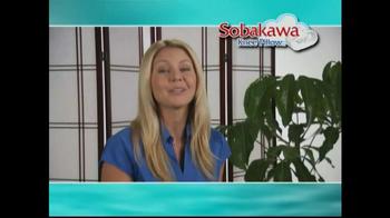 Sobakawa Pillows TV Spot For Knee Pillow - Thumbnail 6