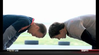 Reebok TV Spot For Ziglite Featuring Eli and Peyton Manning