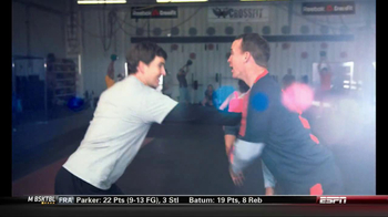 Reebok TV Spot For Ziglite Featuring Eli and Peyton Manning - Thumbnail 8