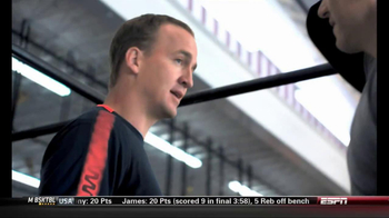 Reebok TV Spot For Ziglite Featuring Eli and Peyton Manning - Thumbnail 2