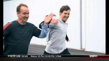 Reebok TV Spot For Ziglite Featuring Eli and Peyton Manning - Thumbnail 6