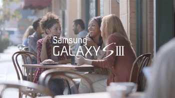 Samsung Galaxy S III TV Spot, 'Reject' - 134 commercial airings