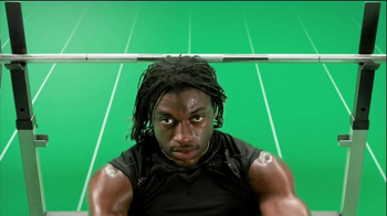Subway TV Spot, '40 Yard Dash' Featuring Robert Griffin III, Mike Lee, and Blake Griffin - Thumbnail 1